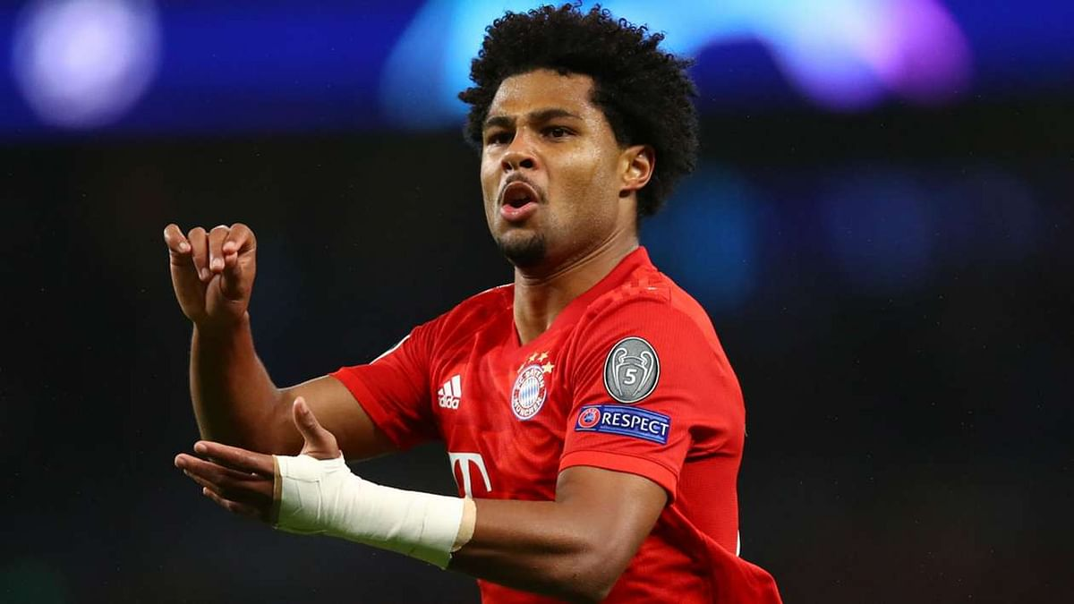 Gnabry Scores Four Goals As Bayern Thrash Spurs 7-2 In The Champions League
