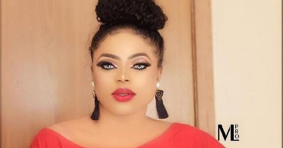 Man Beats Up Bobrisky In Lagos Traffic, Spends A Night In Jail (Video)