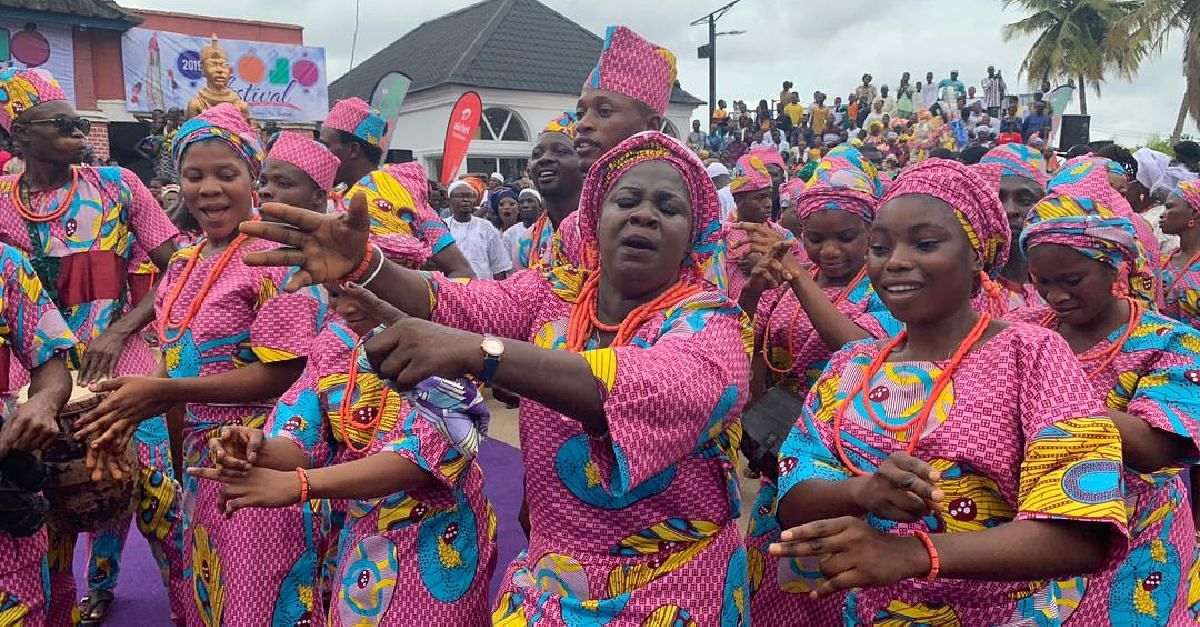 Read About The Fun And Cultural Display At The 2019 Olojo Festival