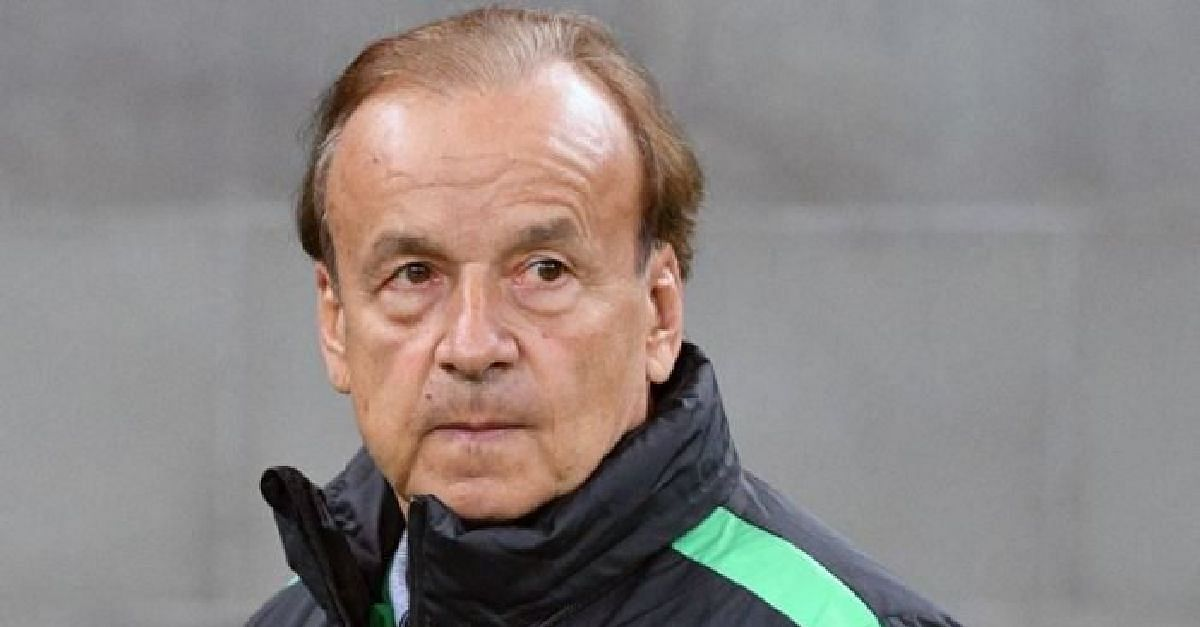NFF Denies Owing Gernot Rohr Salary, Explains Thomas Dennerby Situation
