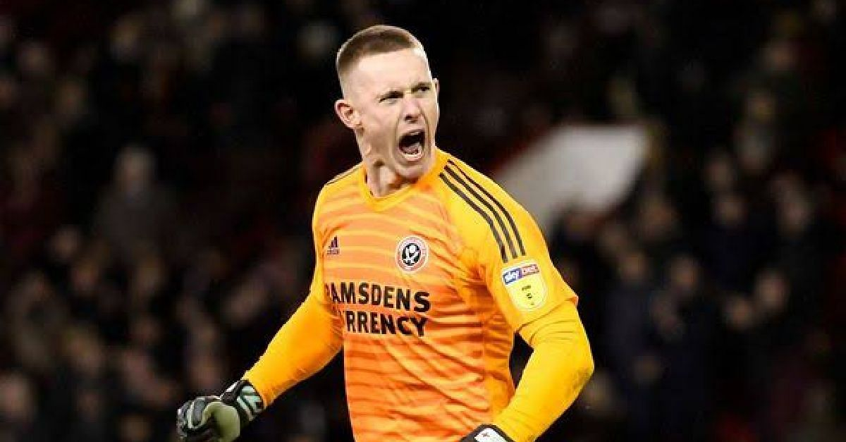Dean Henderson To Rival David De Gea For Man Utd's No.1 Spot - Eric Steele