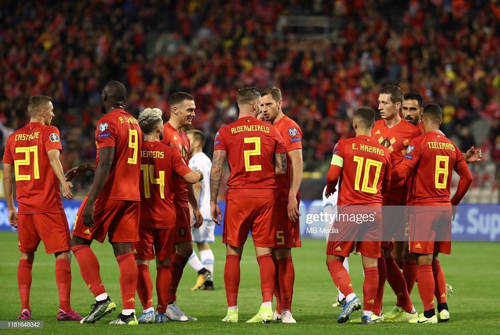 Nigeria Drops One Place In October FIFA Ranking, Belgium Maintains First Position