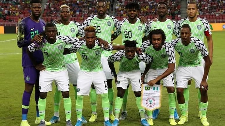 Nigeria Drop One Place In October FIFA Ranking, Belgium Remain Top