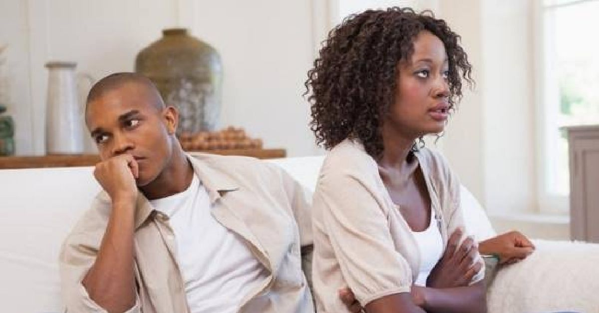 3 Important Things To Do When You Are Mad At Your Spouse