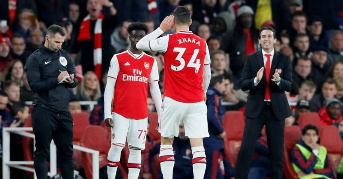 Does Xhaka's Half-Hearted Apology Settle Things With Arsenal Fans?