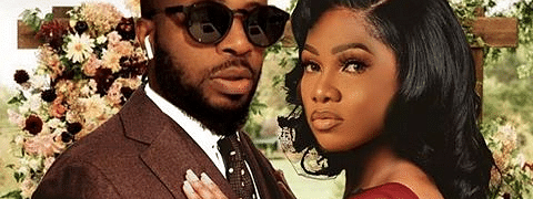 Tunde Ednut Reacts to Edited Photo of Him and Tacha as a Couple