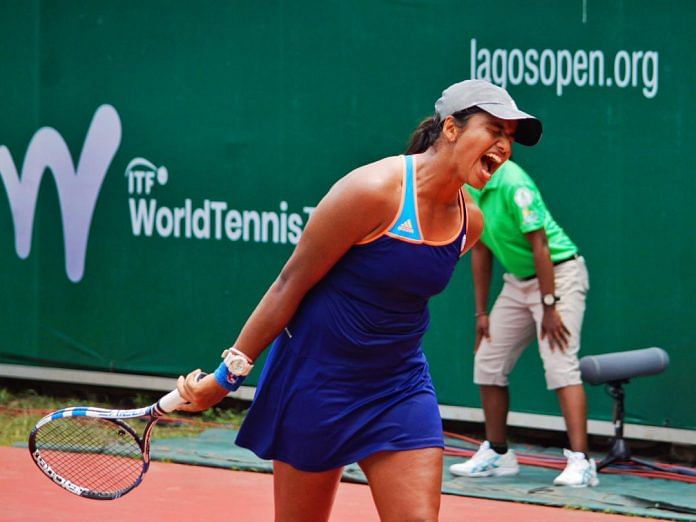 India's Riya Bhatia Wins Lagos Open Women's Single Title