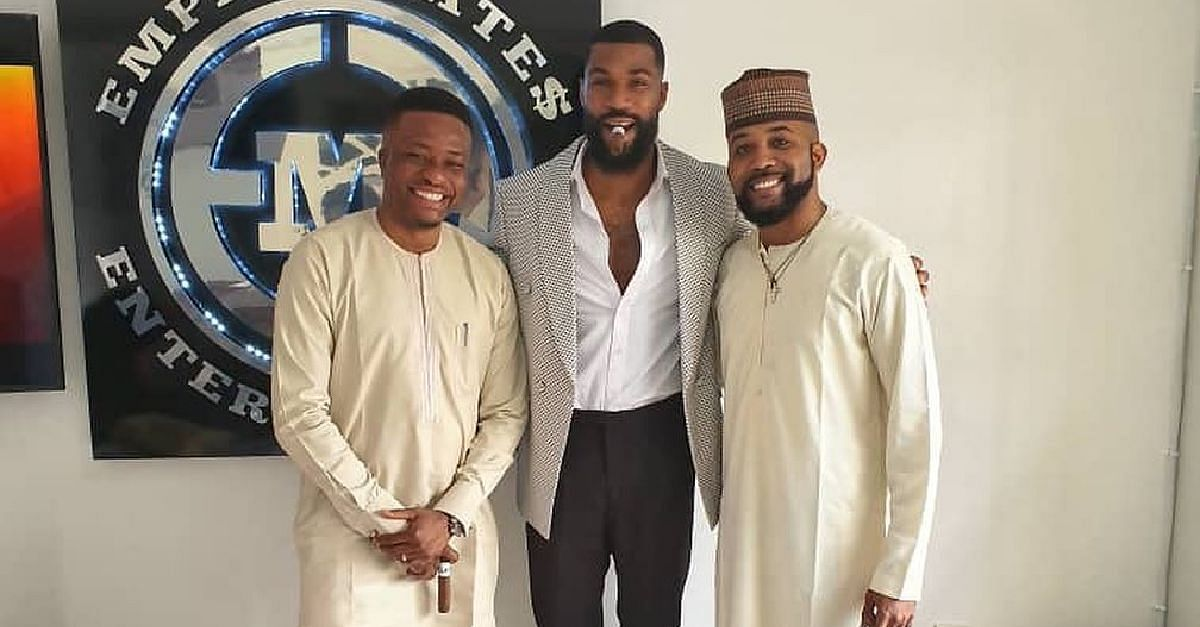 Banky W Welcomes BBN's Mike Aireyys To His Record Label Management