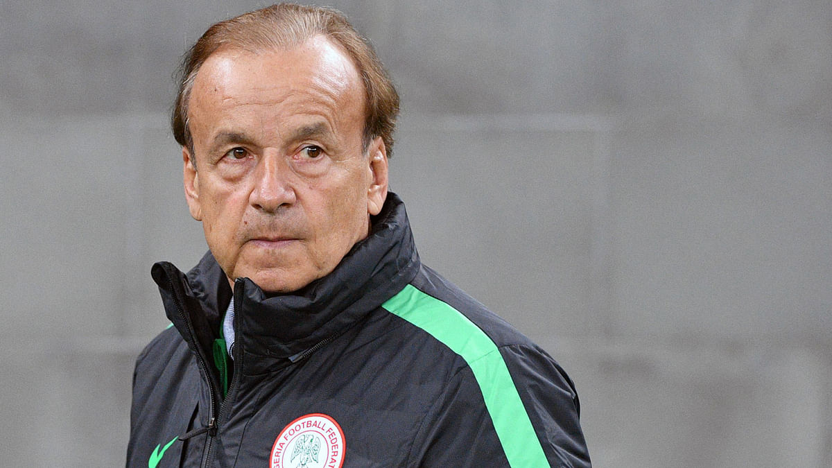 Super Eagles Coach, Gernot Rohr, Set To Keep Ramon Azeez