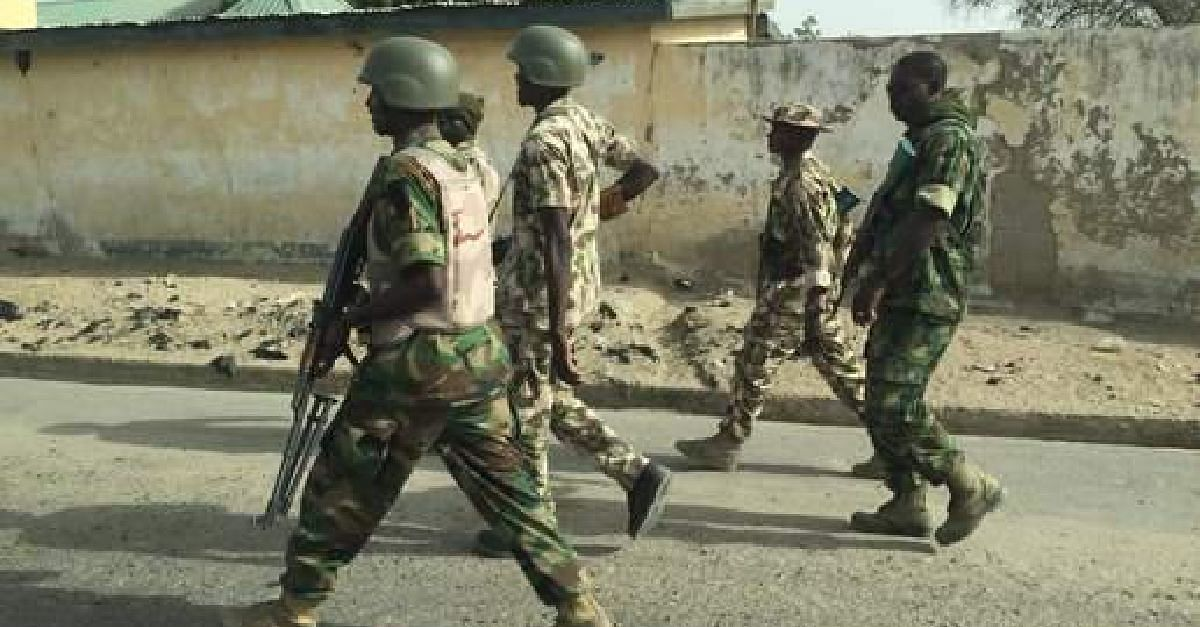 Nigerian Troops Kill 15 Boko Haram Insurgents In Borno