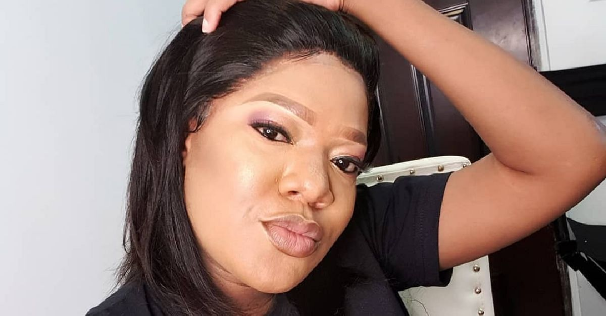 Toyin Abraham Advises Fans Against Trolling Celebrities