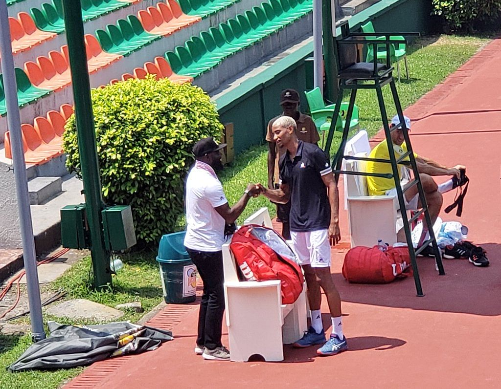 French-Nigerian Star, Hemery, Wins Second Title As Lagos Open Wraps Up