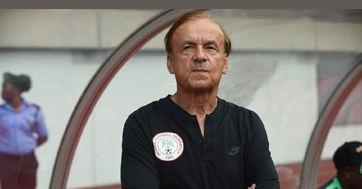 Gernot Rohr Gives NFF January 1st Ultimatum For Contract Talks