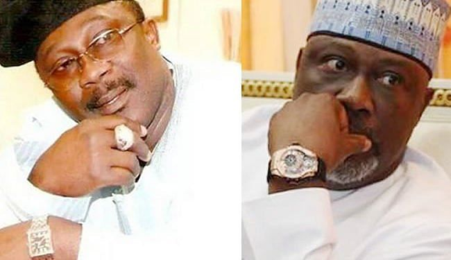 Adeyemi and Melaye