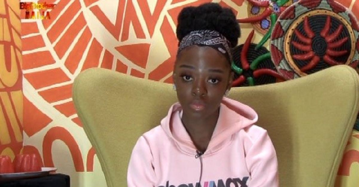 Video: Diane Thanks Fans After Her Eviction From BBNaija