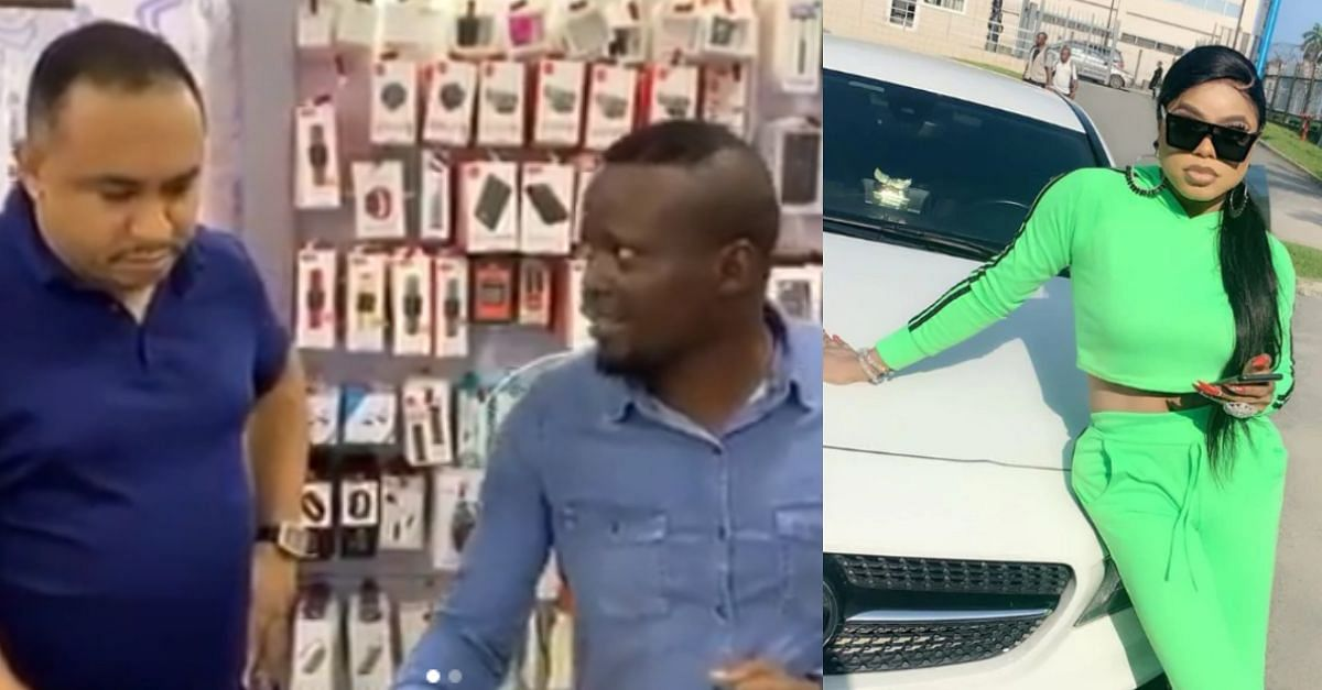Man Who Assaulted Bobrisky Narrates His Side Of The Story (Video)