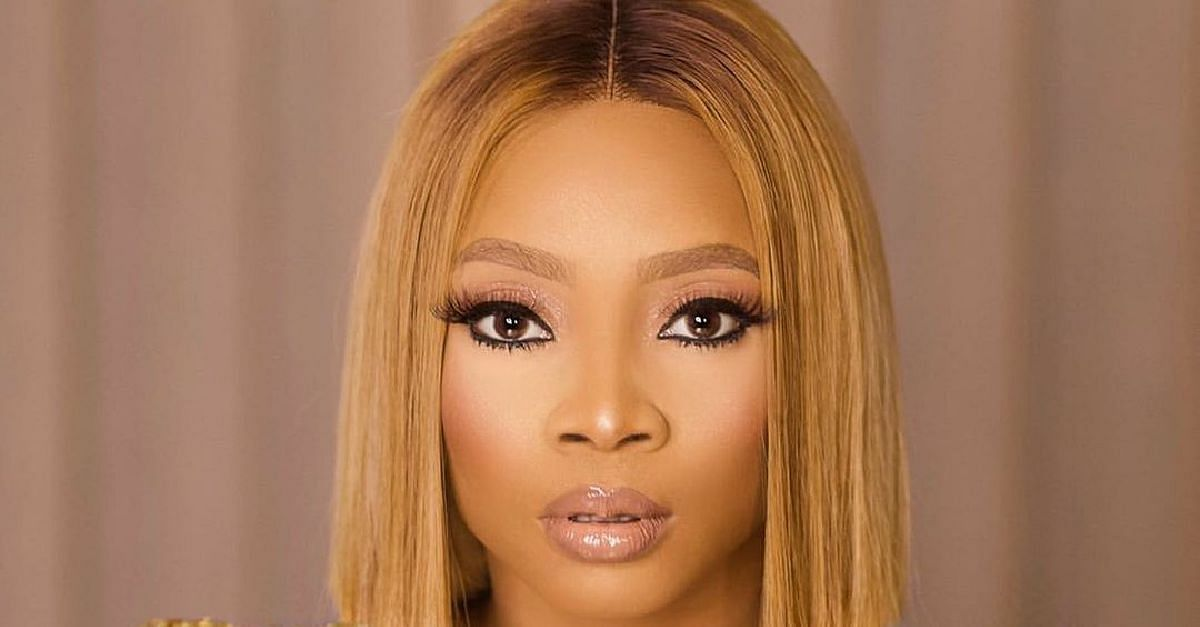 Toke Makinwa Shuts Down Lagos With 35th Birthday Celebration