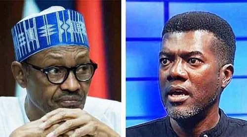 Reno Omokri Berates President Buhari For His Planned 16-Day Trip To London