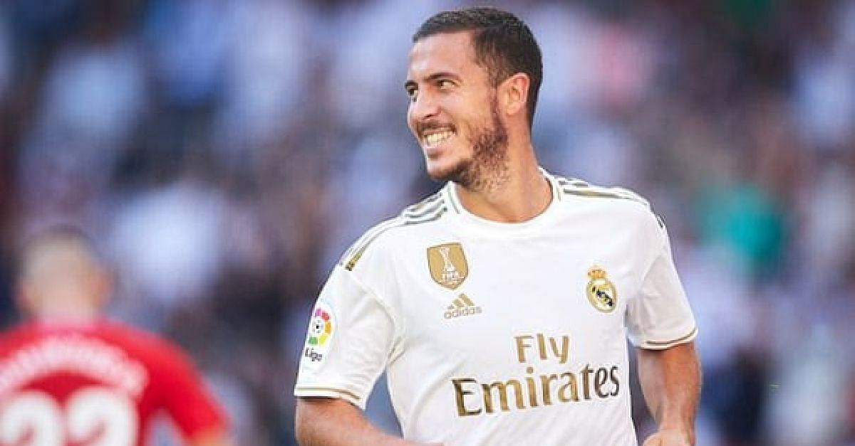Hazard Scores For Real Madrid In 4-2 Defeat Of Granada