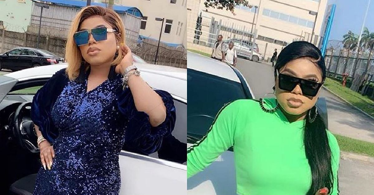 Bobrisky Strikes Again, Reveals Billionaire Agenda
