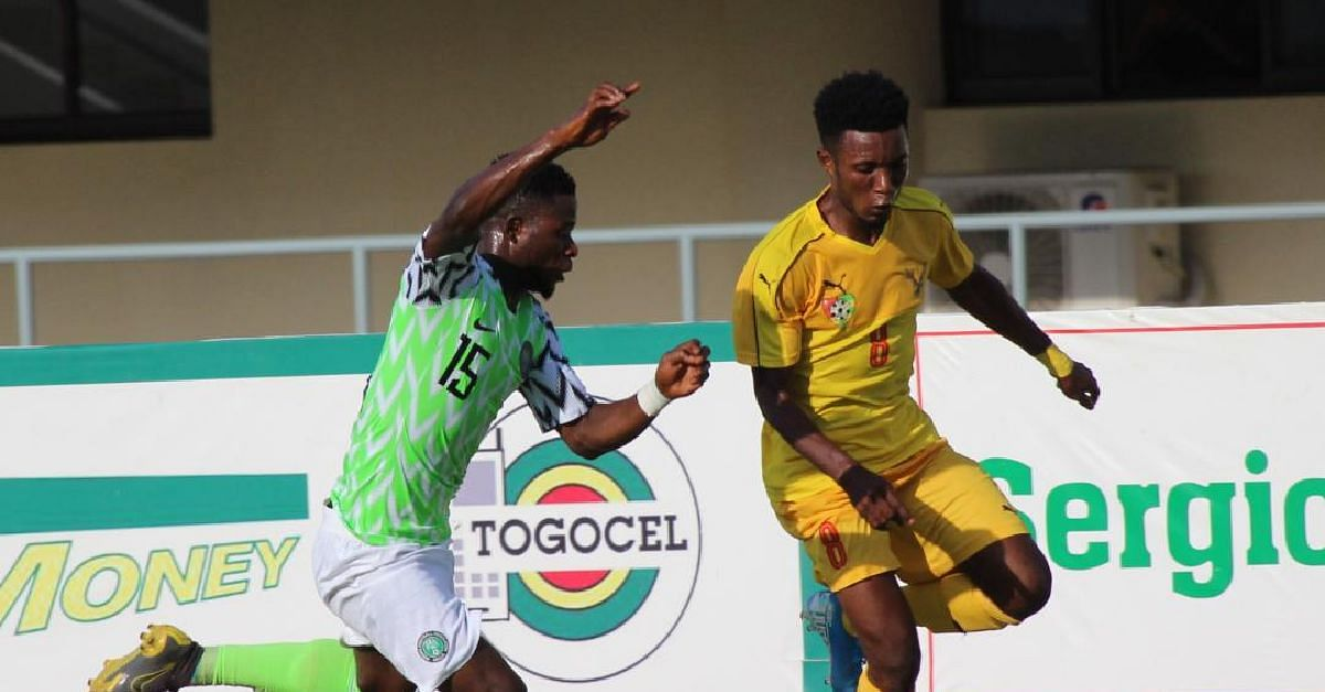 CHAN 2020: Nigeria Set To Host Togo In Agege