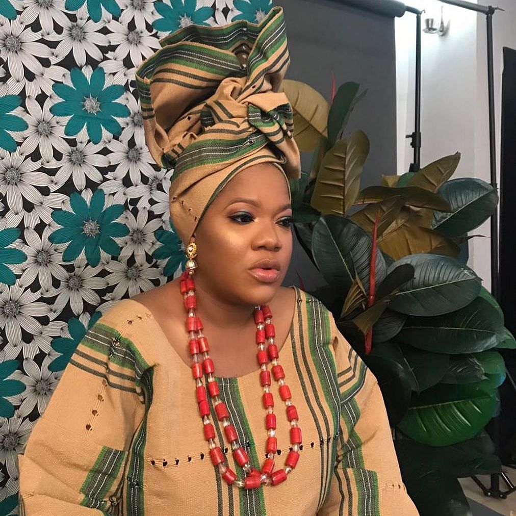 Toyin Abraham Finally Replies Lizzy Anjorin With Her Best Kept Secret