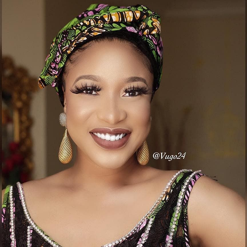 Tonto Dikeh Rains Curses On Sex Therapist Who Bought Her Fan Pages