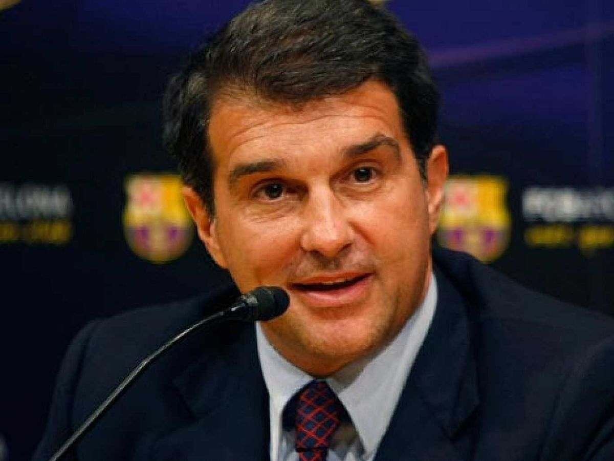 """""""Barcelona Wrong For Allowing Clasico To Be Postponed,"""" Says Laporta"""