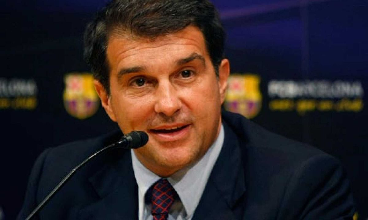 """Barcelona Wrong For Allowing Clasico To Be Postponed,"" Says Laporta"