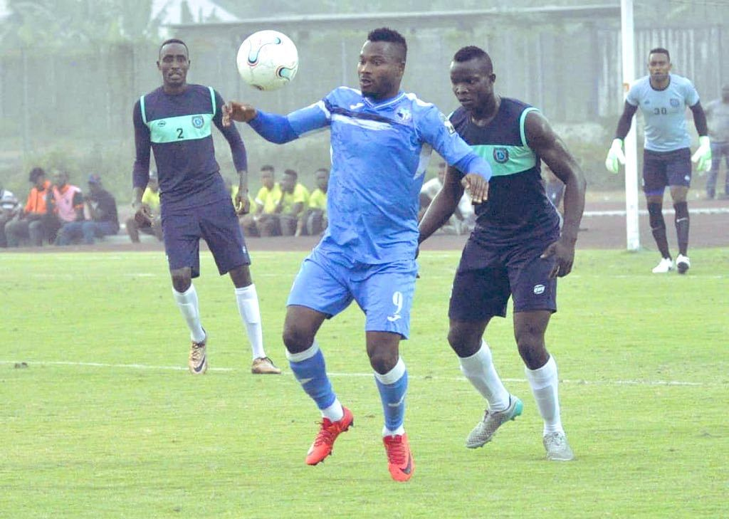 Enyimba Forward, Stephen Chukwude, Harassed Again By The Police
