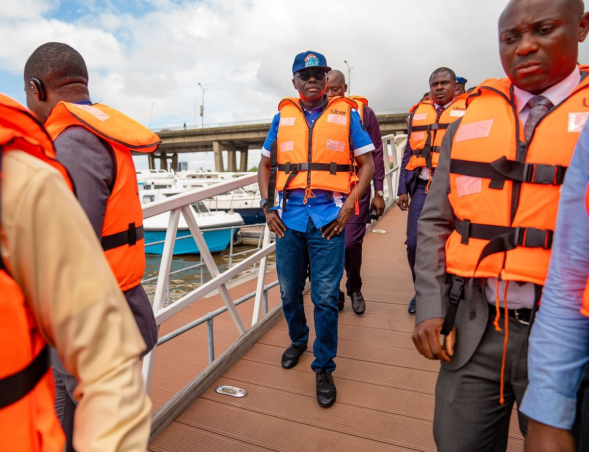 Uber Launches Boat Taxis To Ease Transportation In Lagos State