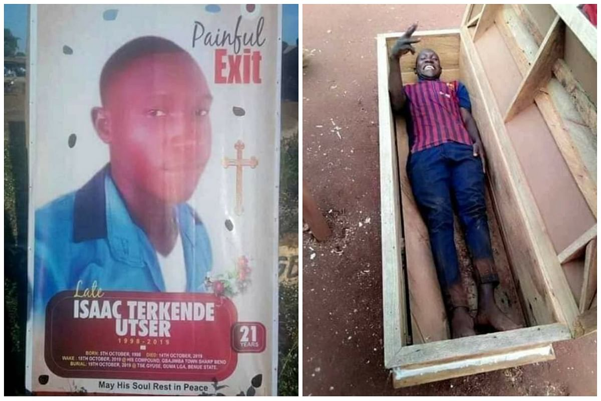Boy Allegedly Dies 24 Hours After Playfully Posing In A Casket, Another Seriously Injured