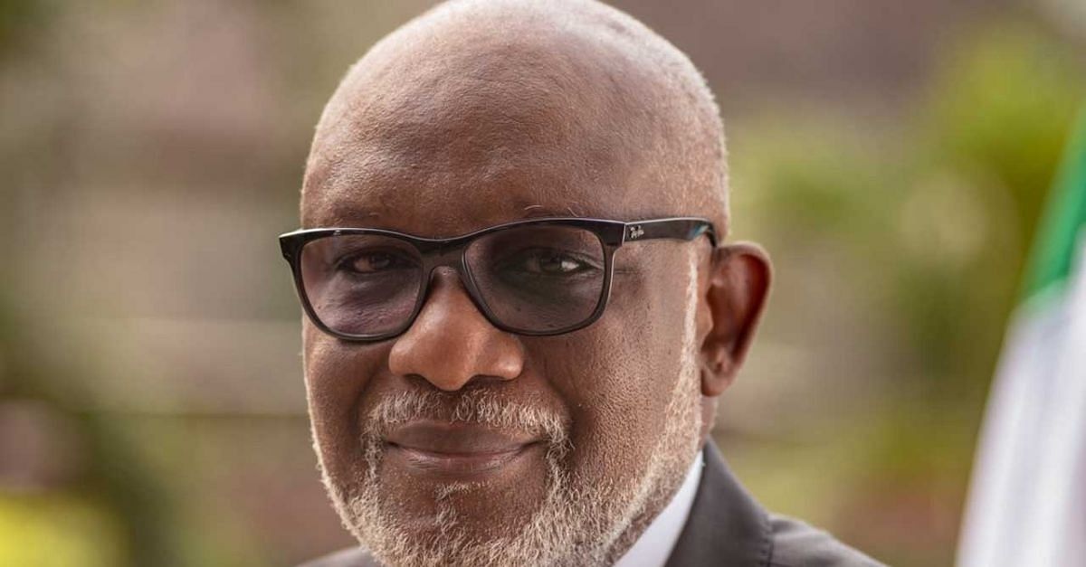 Governor Rotimi Akeredolu Fires Special Aide