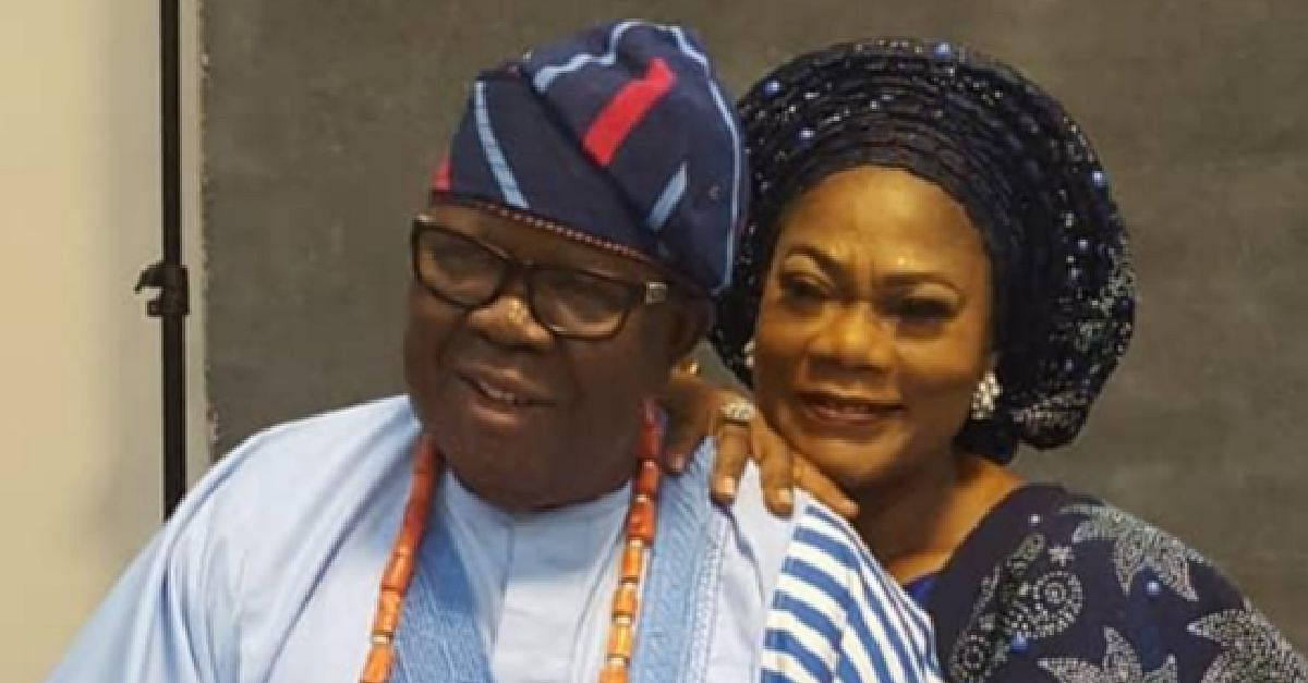 Former Osun State Deputy Governor, Laoye Tomori, Remarries At 70