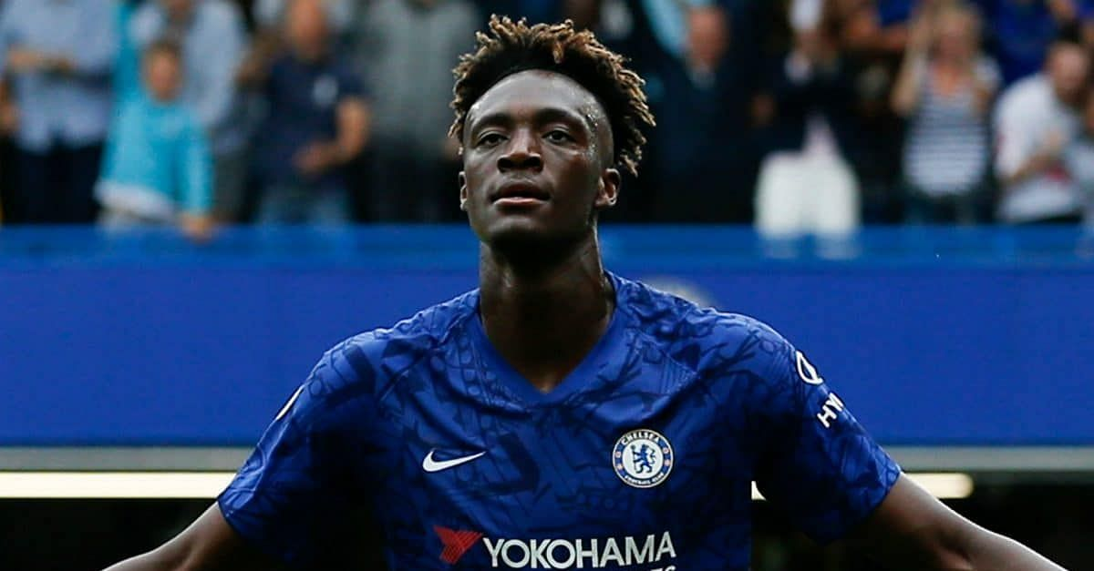 Tammy Abraham Says He Has Come To Stay In England Squad