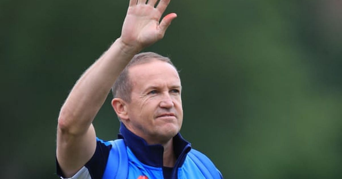 Former England Coach, Andy Flower, Exits England And Wales Cricket Board