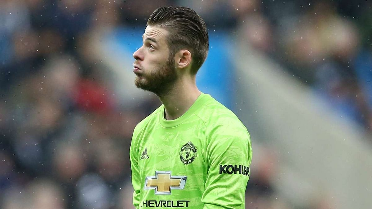 """""""I Don't Know What Is Happening,""""  Furious De Gea Says After Newcastle Loss"""