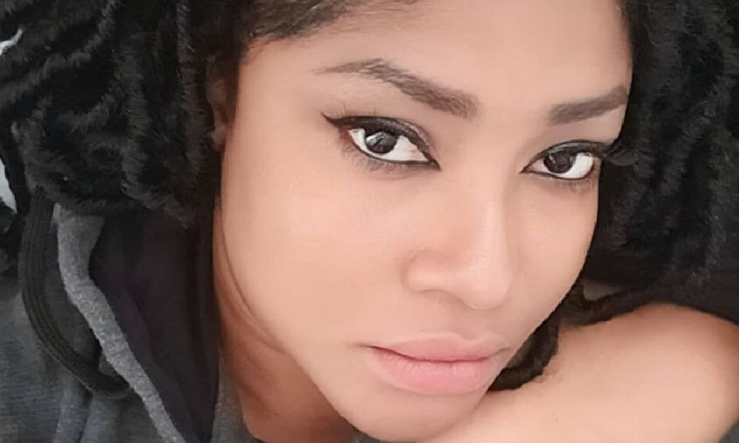 Angela Okorie Explains Her Accident To Fans
