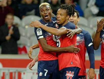 Osimhen Is A Good Finisher And There's No Animosity Between Us - Loic Remy