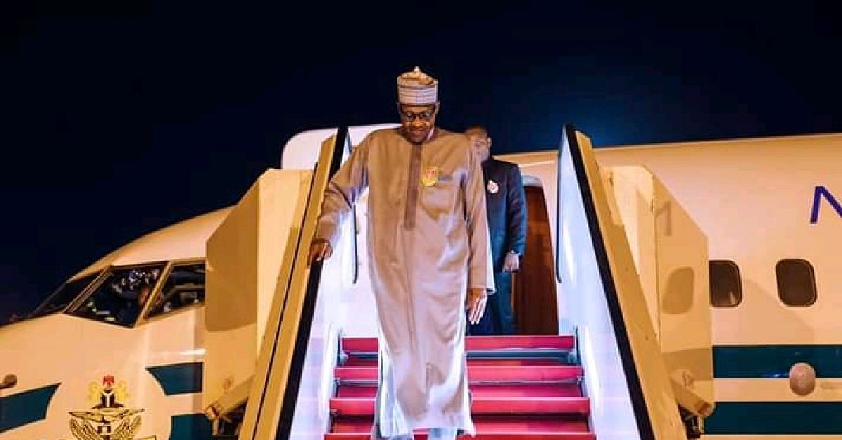 Why Some Presidential Aides Were Sacked - Buhari