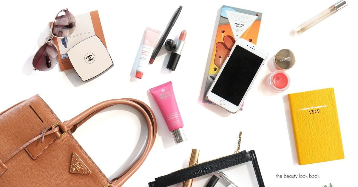 10 Must-Have Essentials For Every Lady's Handbag