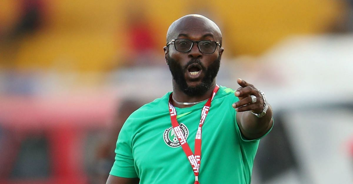 Coach Imama Says Olympic Eagles Were Unlucky As He Waits On NFF