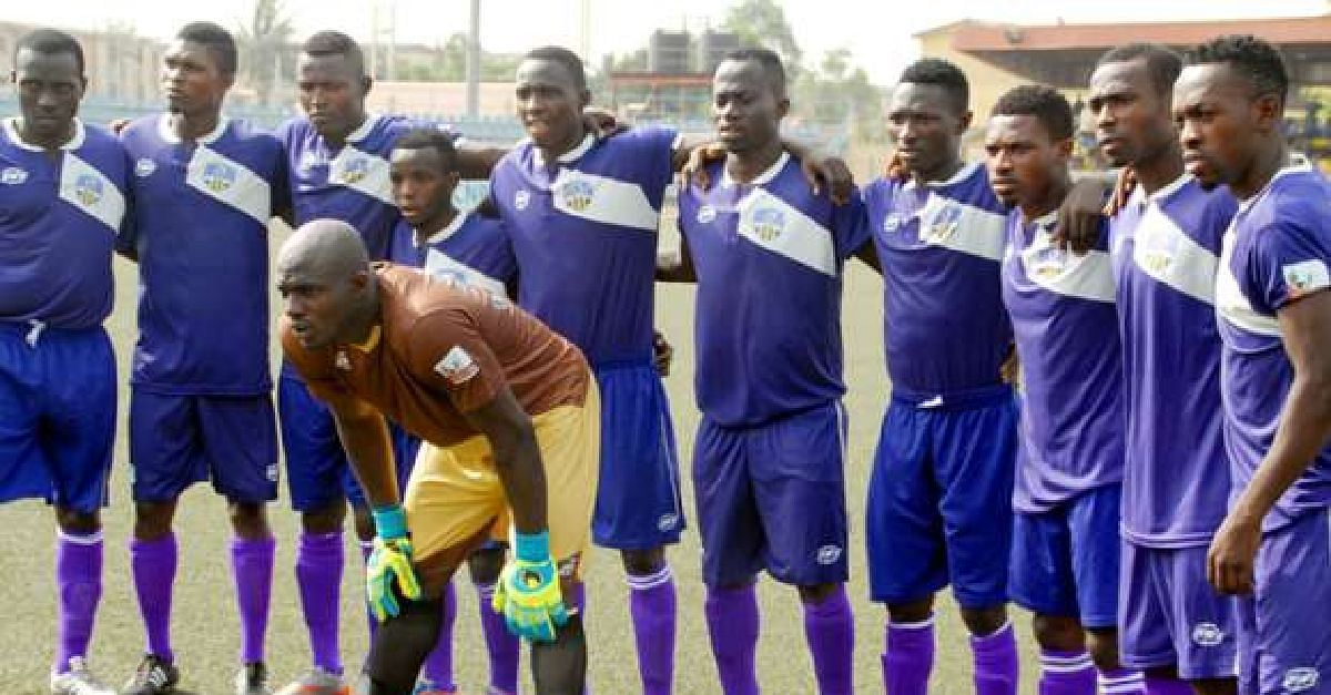 MFM's Game Against Warri Wolves Moved From Soccer Temple To Teslim Balogun