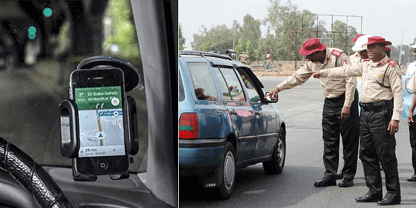 The Use Of Google Map On Mobile Device While Driving Is Serious Traffic Offence - FRSC