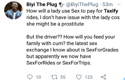 Sex For Rides: Slay Queens Now Pay For Trips With Sex, Twitter Reacts