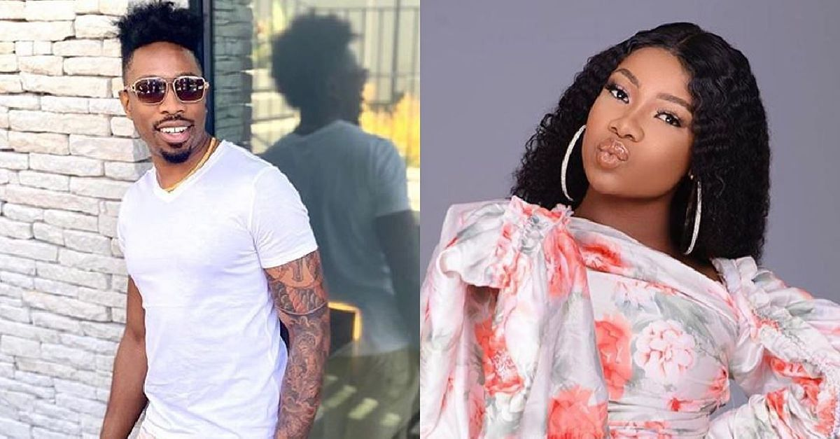 Mercy's Fans Blast Ike For Going Live With Tacha