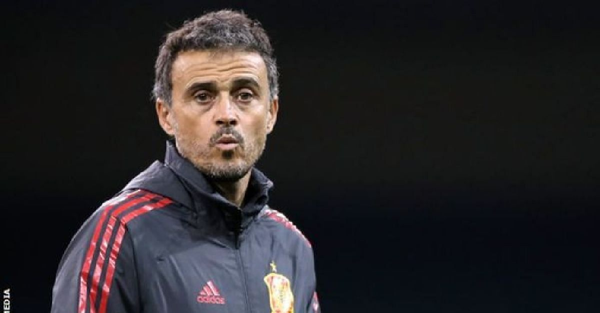 Luis Enrique Returns As Spain Boss, Robert Moreno, Walks Away