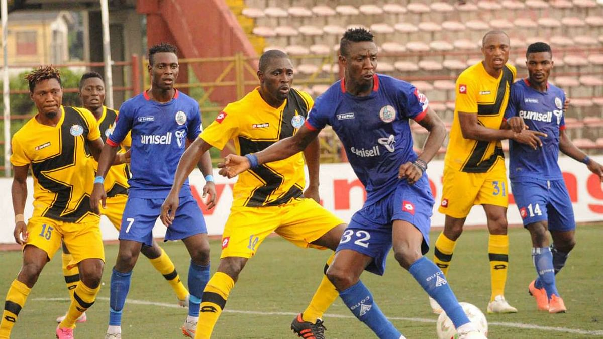 Loss To Rivers United A 'Wake-Up Call' - Warri Wolves Coach