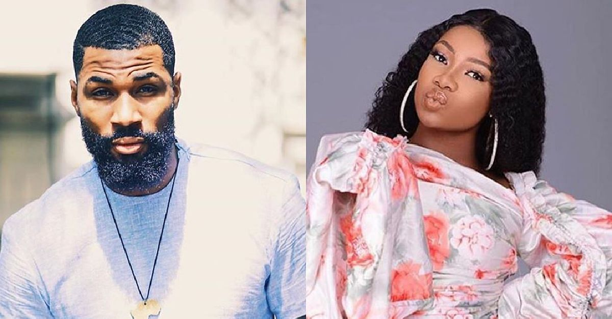Nigerian Man Berates Tacha For Visiting Rivers State NYSC Camp