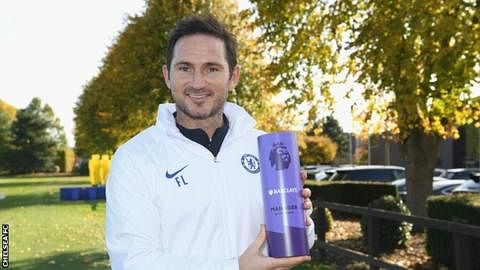 October Manager of the Month